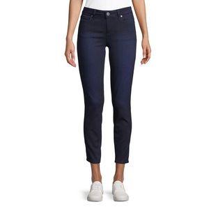 Paige Verdugo ankle skinny jeans dark wash 27